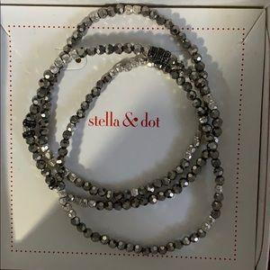 Stella and Dot- set of three bracelets